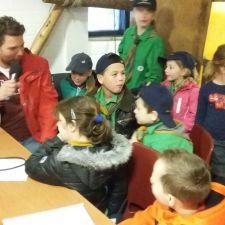JOTA 2015 bij Scouting Hasselo Hengelo