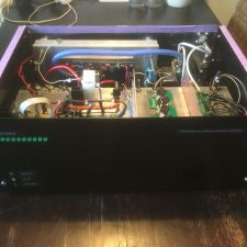 VK4DD BLF248 144Mhz PA is klaar!